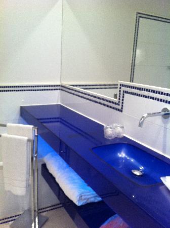 stanza da bagno - Foto di UNA Hotel Versilia, Lido Di Camaiore ...
