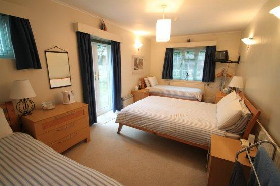 Woodacre B & B : Family Room