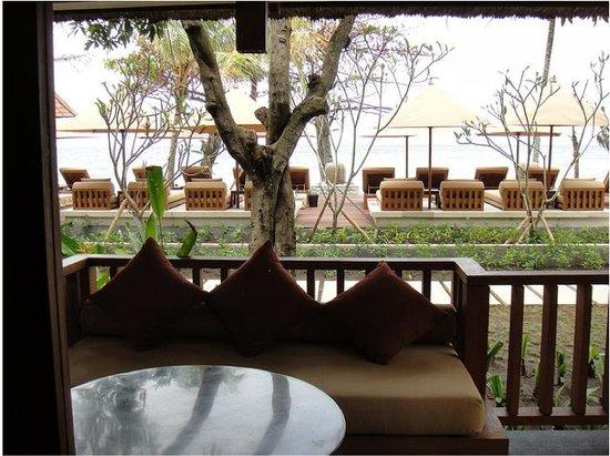 Qunci Villas Hotel: Terrace villa