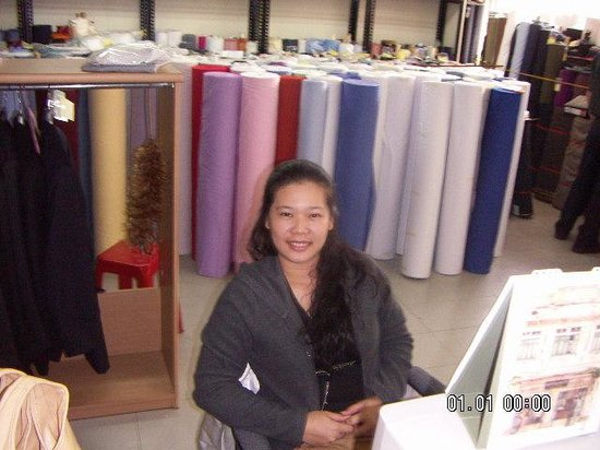 Ravis Tailor: range of fabrics