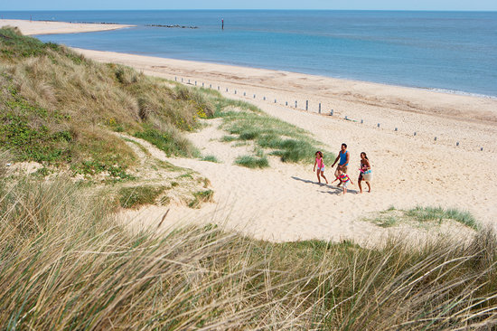 Perfect Location For The Beach Good Standard Caravan Review Of Caister On Sea Holiday Park Haven Caister On Sea Tripadvisor
