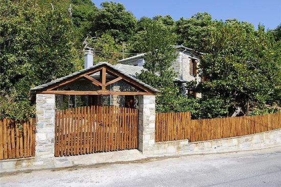 Pileas & Thetis Villa