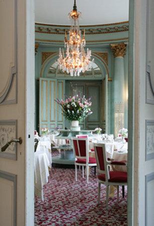 Chateau d'Artigny - Restaurant l'Origan : restaurant l'Origan