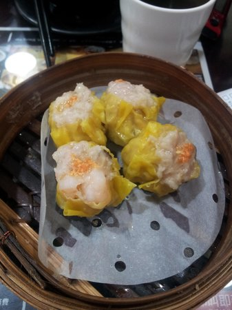 Giant wontons... - Picture of Hong Kong Foodie Tasting Tours, Hong ...