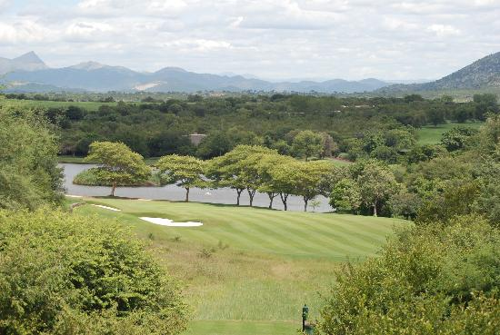Dive the Big Five: Golf in the Kruger