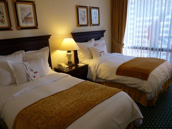 Lisbon Marriott Hotel: Room