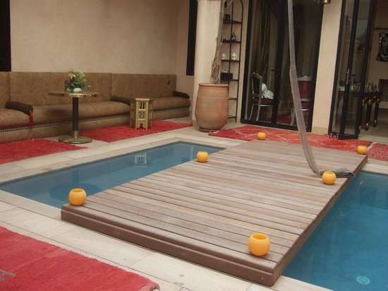 Mythic Oriental Spa: The Centre Of The Riad