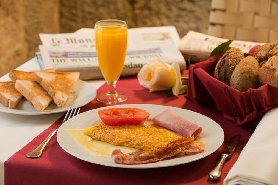 Hotel Puerta Gamboa: Desayuno 1