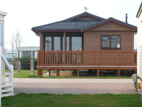 Mersea Island, UK: the lodge