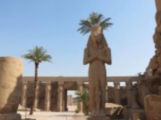 Hotel Kareem: Karnak temple - Luxor
