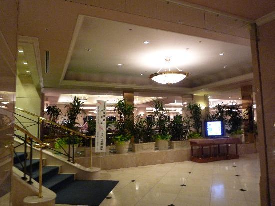 Hotel Cadenza Hikarigaoka : ホテルのロビーです。