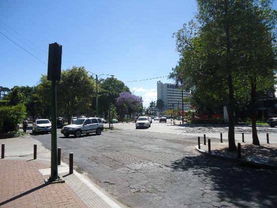 Avenida La Reforma: Av. Reforma