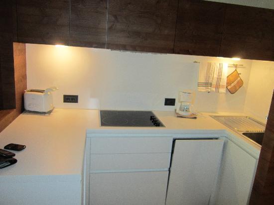 Ariston Dolomiti Residence: cucina