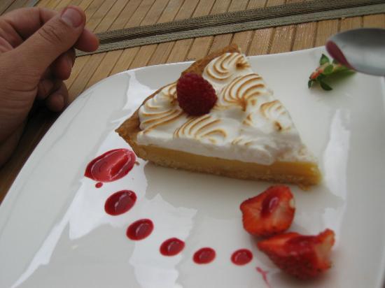 Auberge du Lac : Dessert