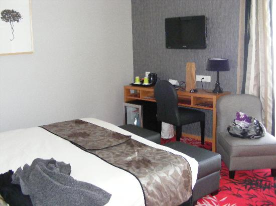BEST WESTERN PLUS Hotel De La Regate : chambre n°12