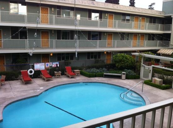 San Joaquin Suite Hotel Shame It Not More Sunny