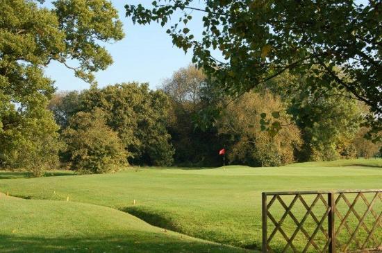 Redditch Golf Club 4th Green