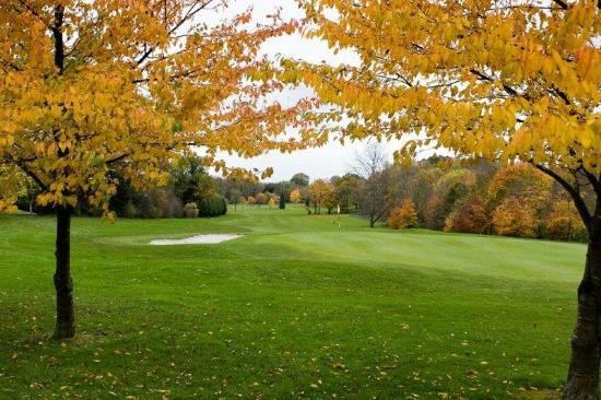 Redditch Golf Club 6th Green