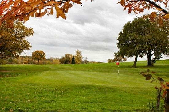 Redditch Golf Club 9th Green