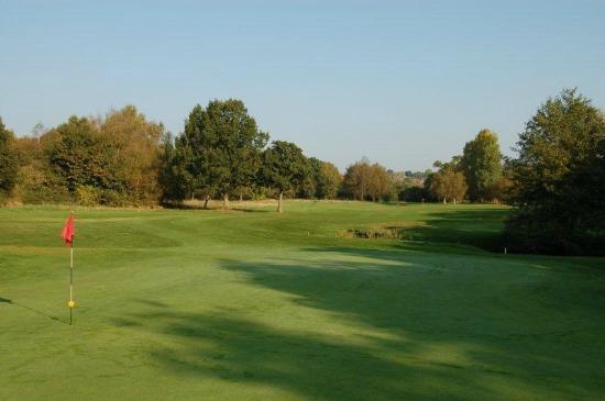 Redditch Golf Club 12th Green
