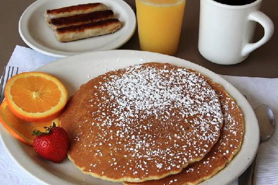 Wink's Old Town Grill : Wink's Famous Pancakes!!