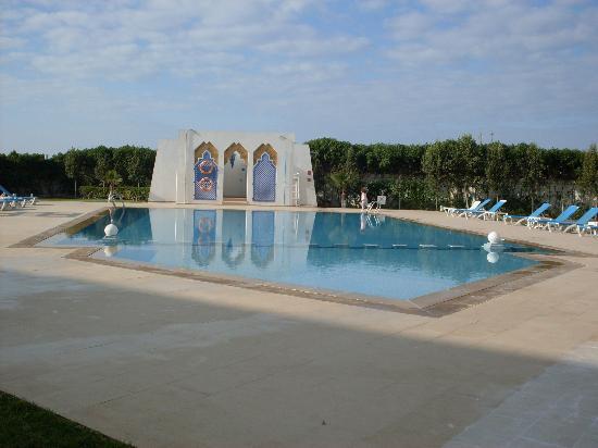 Moussafir Essaouira Hotel: Piscina
