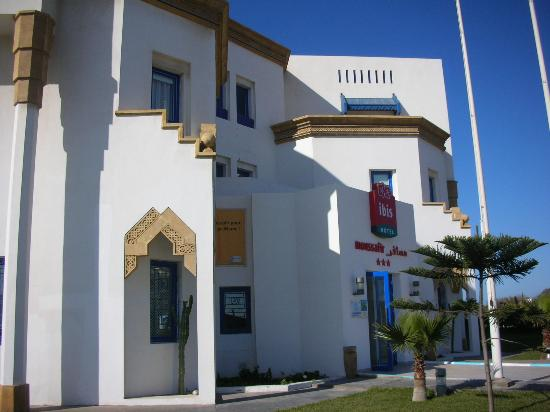 Moussafir Essaouira Hotel: Entrada principal
