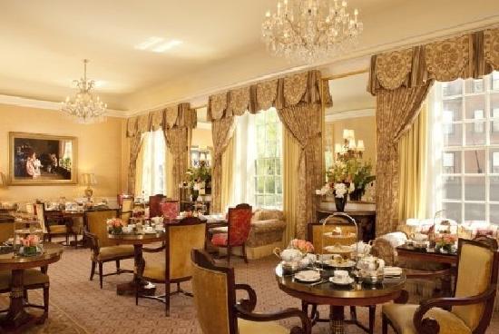 The French Room At Taj Boston Boston Beacon Hill Menu