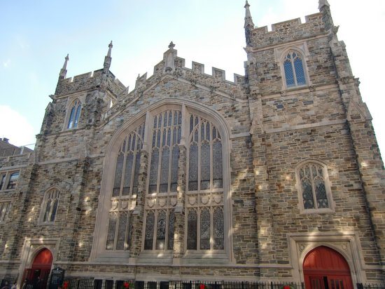 Abyssinian Baptist Church New York City Tripadvisor