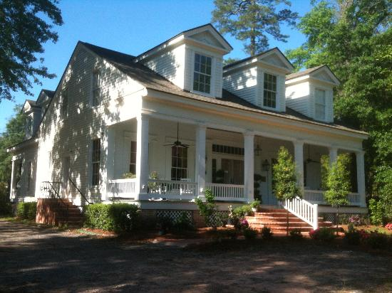 Natchitoches, Luizjana: Front Porch