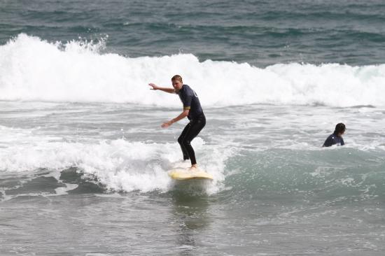Homegrown Surfschool: Nice!