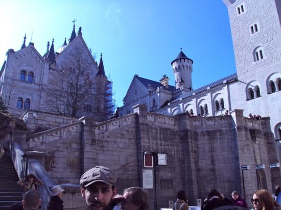 Historical Walks : A pic inside the castle