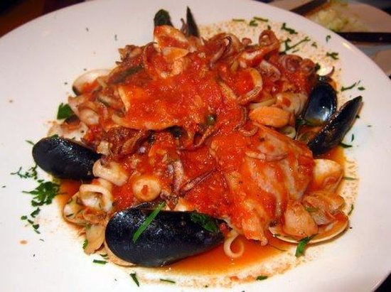 Mistero Bar And Italian grille: Cioppino