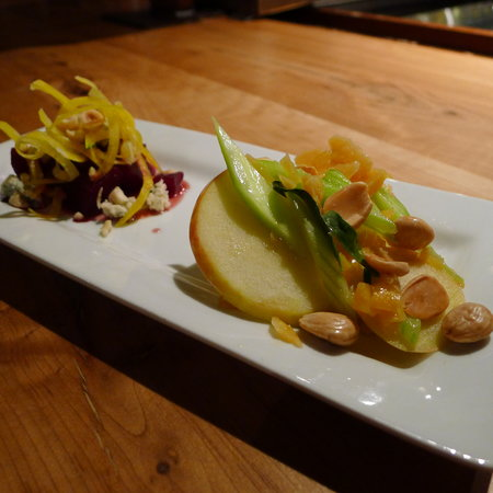 Local Table Tours: Dining at SALT the Bistro.