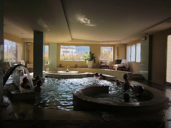 Rizzi Aquacharme Hotel & Spa : percorso