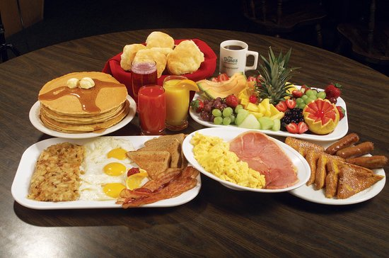 The Dunes Restaurant: Breakfast