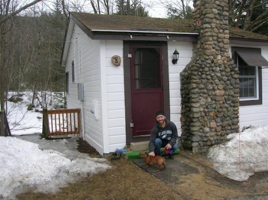 Cabin 8 Picture Of Pemi Cabins Lincoln Tripadvisor