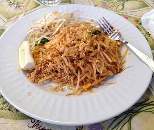 Pad Thai - Picture of Thai Corner