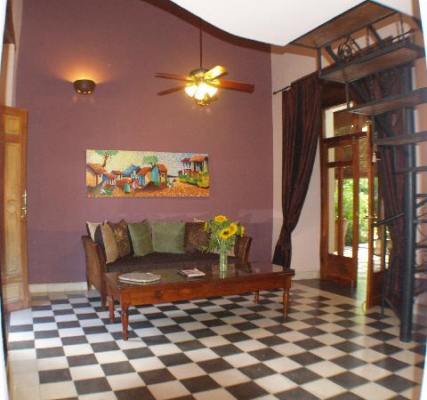 Casa Cubana: Nutmeg Suite