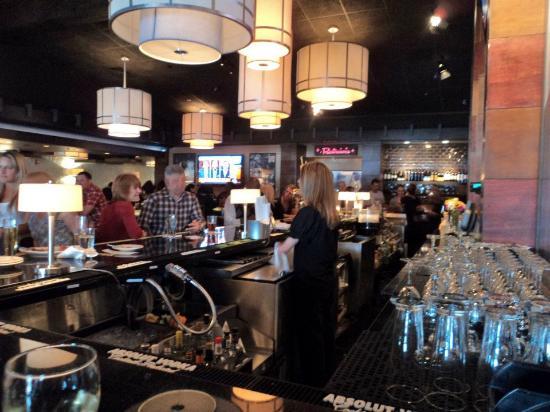 The Standard Restaurant Lounge Area