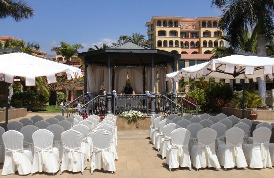 Iberostar Anthelia: Hochzeit @ Hotel Anthelia