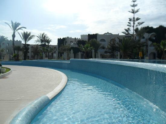 lti Mahdia Beach Hotel: jardin