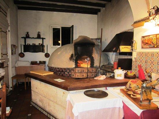 Asador Tierra Aranda : el horno moruno