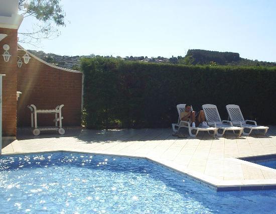 Grand Villa Hotel: beautiful pool