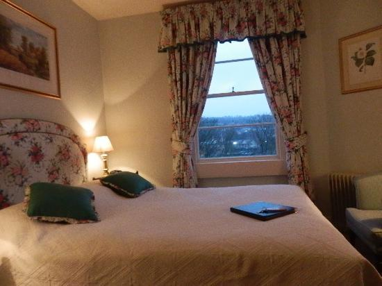 The Windsor: our room