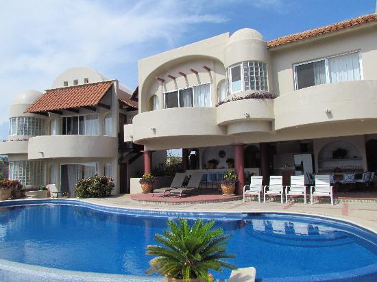 Villa Sol y Mar: toda la casa