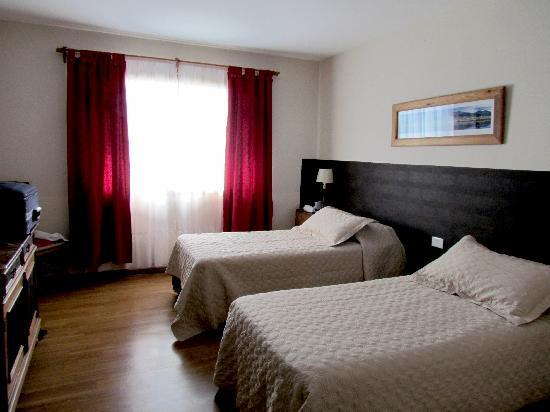 Hosteria Meulen: Double twin Room 2