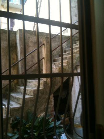 La Casa Della Fontana: vista dalla camera
