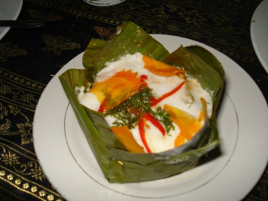 Battambang, Cambodia: Fish Amok 2