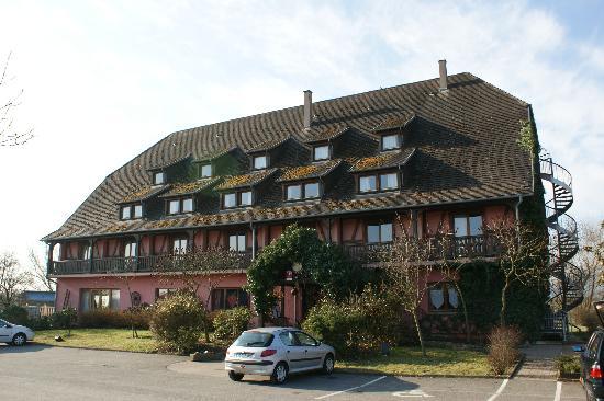Dieffenthal, France: Entrata albergo